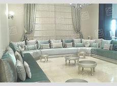 Salon Marocain Moderne 2018