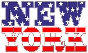 New York Schriftzug : wandtattoo new york schriftzug amerika fahne ~ Frokenaadalensverden.com Haus und Dekorationen