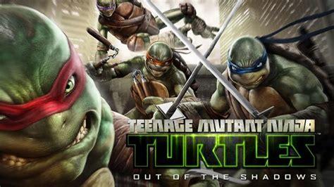 teenage mutant ninja turtles    shadows