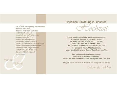 einladungen hochzeit texte einladungskarte hochzeit quot romantik quot klappkarte quadrat creme