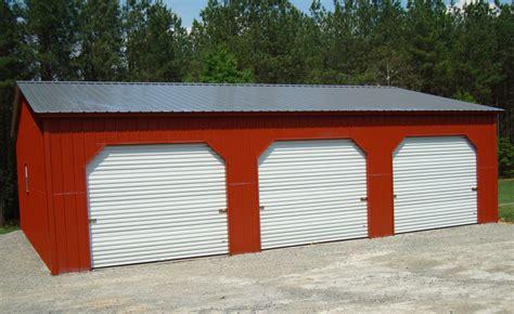 Metal Garages Prices - metal garages steel buildings