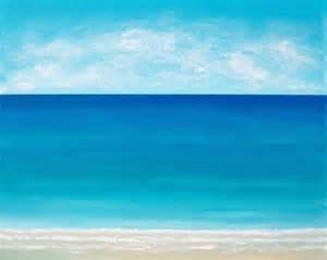 Modern Beach Paintings