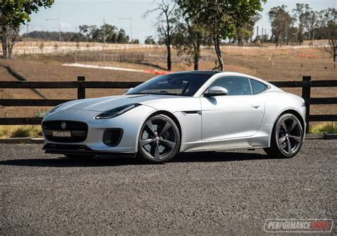 2018 Jaguar Ftype 400 Sport Review (video) Performancedrive