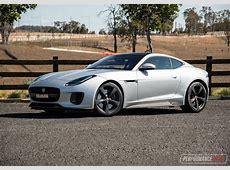 2018 Jaguar FType 400 Sport review video PerformanceDrive