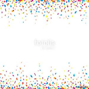 congratulations wedding banner quot celebration background with colorful confetti seamless