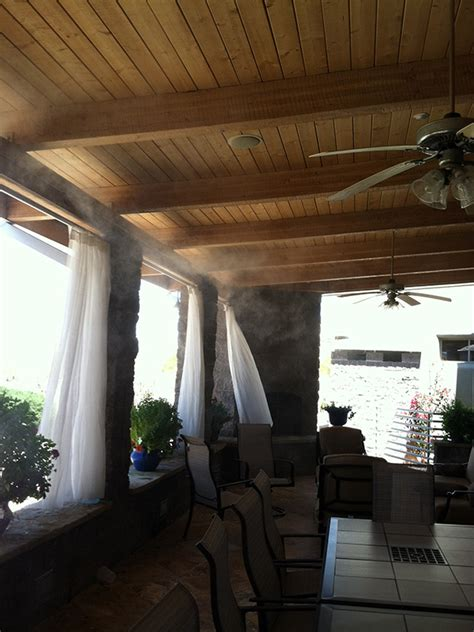 patio mist systems misting systems