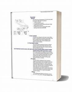 Volvo 850 Guard Alarm Ii Service Manual