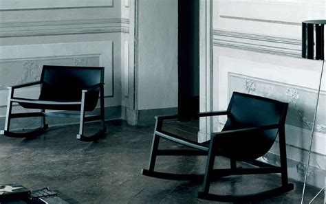The Milanese. » Dondolo Chair, Design By Piero Lissoni For