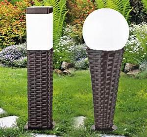 Solarleuchte Garten Kugel : solarleuchte rattan von penny markt ansehen ~ Articles-book.com Haus und Dekorationen
