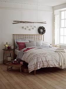 Cozy, Christmas, Bedroom, Decorating, Ideas
