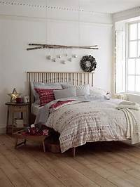 ideas for decorating a bedroom Cozy Christmas Bedroom Decorating Ideas - Festival Around the World