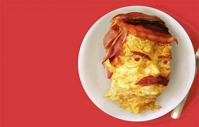 Breakfast Swanson Ron Eggs Threadless Bacon Tees