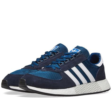 Adidas Marathon 1 5 Import Quality adidas marathon tech legend ink white marine end
