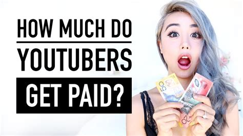 How Much Do Youtubers Get Paid? ♥ Wengie Ymirazmacinfo