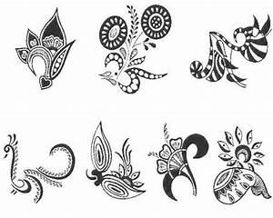 Henna Tattoo Schablonen : henna designs hena tattoo pinterest henna ~ Frokenaadalensverden.com Haus und Dekorationen
