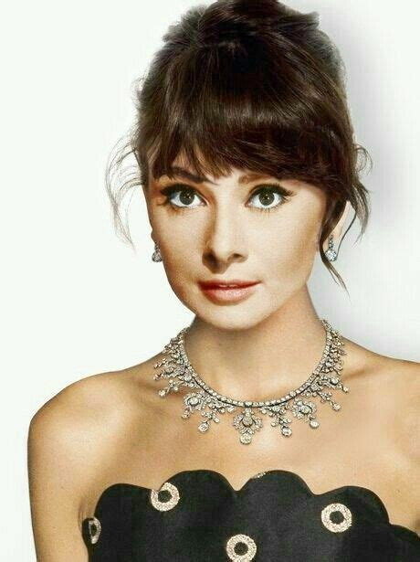 layered haircuts best 25 hepburn hairstyles ideas on 9887