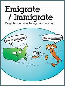 What is the difference between emigration and immigration ...