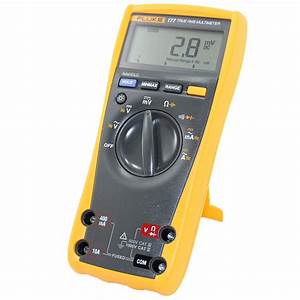 New True-rms Digital Multimeter