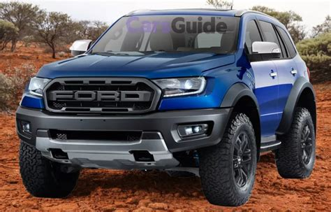 ford everest raptor specs vehicle  report