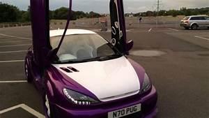 Custom Peugeot 206 Show Car - YouTube