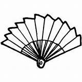 Fan Folding Coloring Pages Surfnetkids sketch template