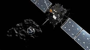 Comet-Chasing Rosetta Spacecraft Releases Probe for Epic ...