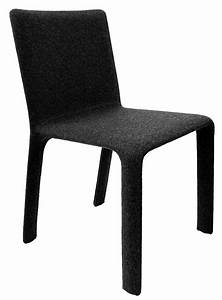 Chaise Gris Anthracite : chaise rembourr e joko gris anthracite kristalia ~ Teatrodelosmanantiales.com Idées de Décoration