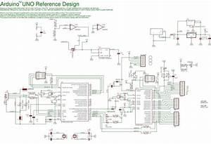 Arduino Uno Schematic Diagram In 2019