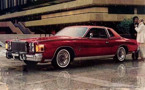 Chrysler Buick by 1979 Chrysler Cordoba Crown With Lighted Roof Band