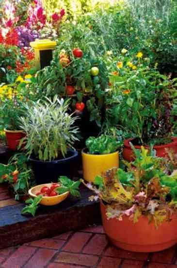 Grow Your Own Container Gardens  Organic Gardening