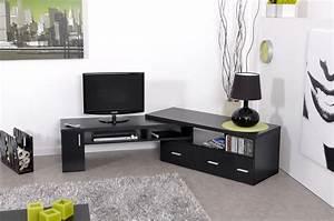 Meuble Tv C Discount : les plus beaux meubles tv ~ Teatrodelosmanantiales.com Idées de Décoration