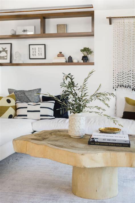 modern organic living room brady tolbert