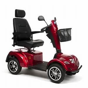 Achat Scooter Electrique : achat carpo 2 xd rouge scooter lectrique vermeiren ~ Maxctalentgroup.com Avis de Voitures