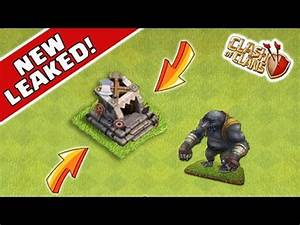 Clash of Clans - LVL7 DARK BARRACK UPDATE LEAK ( NEW DE ...