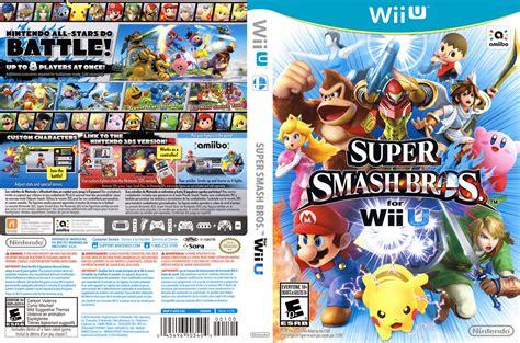 Axfe01 Super Smash Bros For Wii U