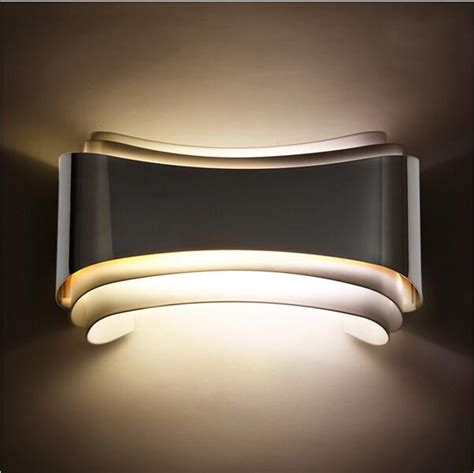 2019 modern 5w led wall lights foyer bed dining living