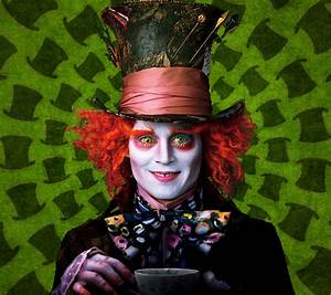 """Photo """"Mad Hatter"""" in the album """"Movie Wallpapers"""" by ..."""