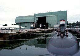 General Dynamics Electric Boat New London by Groton Sub Picture General Dynamics Electric Boat