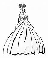 Coloring Pages Dresses Printable Sheets Sheet Educativeprintable Outfits Clothing Omalovanky sketch template