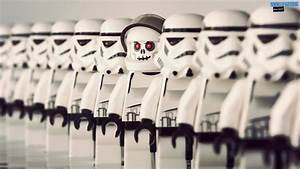 Stormtroopers star wars lego wallpaper 1600×900 ...