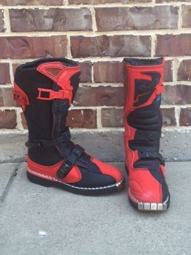 dirt bike riding shoes sell dirt bike riding boots size 6 motorcycle in