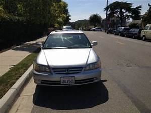 Sell Used 2001 Honda Accord Ex