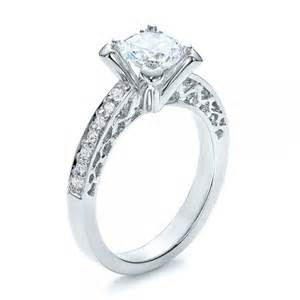 filigree engagement ring and filigree engagement ring vanna k 100284