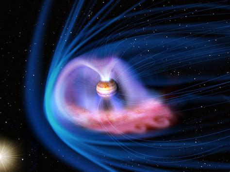 solar storms trigger jupiter s quot northern lights