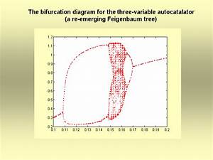 Bifurcation Diagram For The Three
