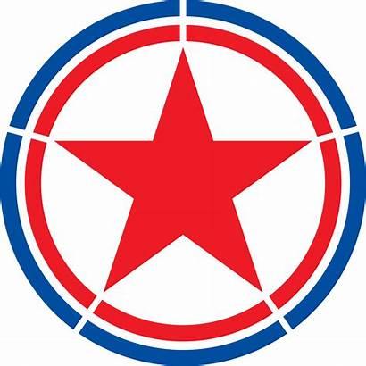 Korean Force Air Army Korea North Roundel