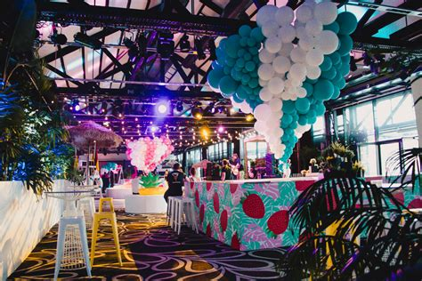 work christmas party ideas  sydney  doltone house
