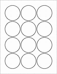 round labels circle labels ol8750 225quot circle With 4 inch round sticker labels