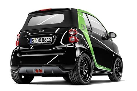 Smart To Display Brabus Electric Drive At The Geneva Motor