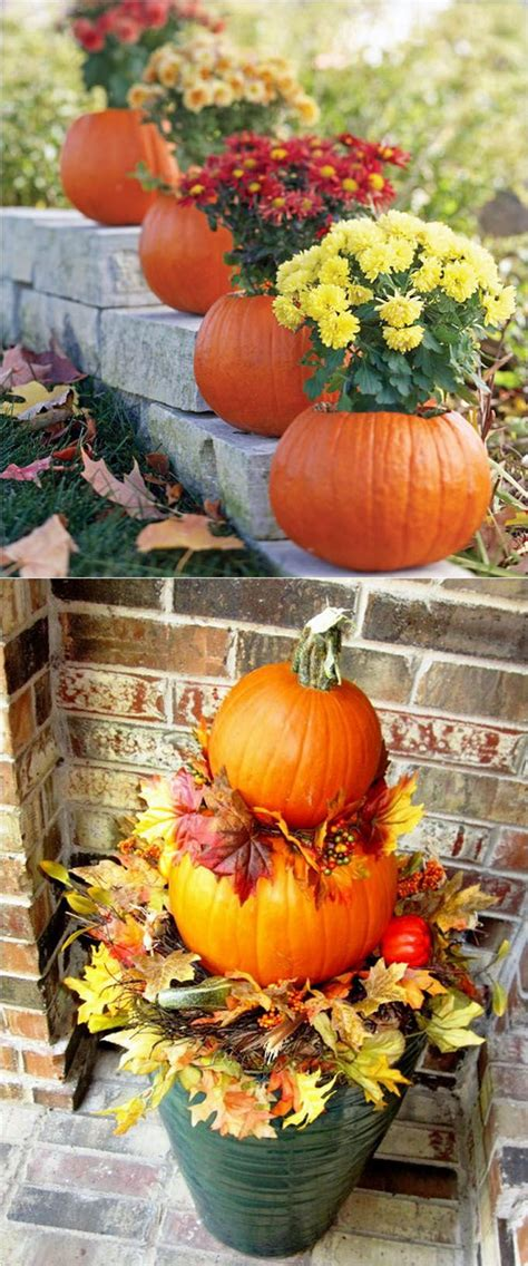 fall pumpkin decorations outside 25 splendid front door diy fall decorations front doors garlands and porch